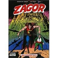 Zagor'un İlk Dev Albümü
