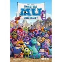 Sevimli Canavarlar Üniversitesi - Monsters Uni