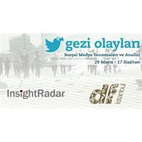 Gezi Parkı Olayları Ve Sosyal Medya (İnfografik)