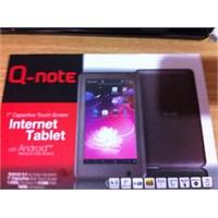 Q-note Qn-7000 7 Tablet Pc İnceleme