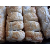 Mercimekli Şerit Milföy Börek