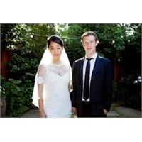 Mark Zuckerberg Evlendi