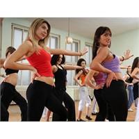 Dans Egzersizleriyle Daha Seksi Hatlar