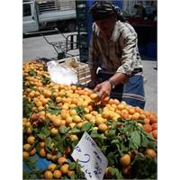 Lezzetli Meyve Ve Sebzelerimizi Özledik
