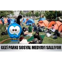 İşte Gezi Parkı'nın Twitter Trafiği!