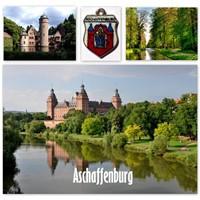 Çocukluğumun Masal Kenti Aschaffenburg