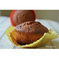 Taze Yabanmersinli Muffinler
