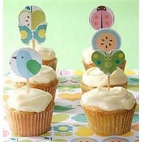 Buttercream Ve Cupcake Yapımı