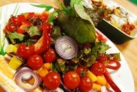 Rengarenk Salata Bahçesi