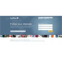 Twitter Ana Sayfası Yenilendi Ve Diğer Gelişmeler