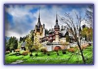 Peles Kalesi (sinaia - Romanya)