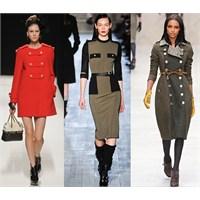 2012 Sonbahar Kış Modası: Military