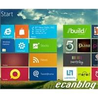 Windows 8'le Değişen 5 Şey!