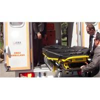 İlk ' Obez Ambulansı' Hizmete Girdi