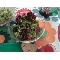 'gün'aydıran Salatası