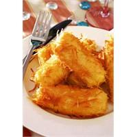 Tel Şehriyeli Patates Kroket