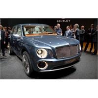 Bentley Suv Üretecek...