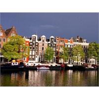 Bisiklet Ve Kültür Kenti: Amsterdam