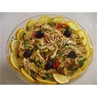Tavuk Salatası Tarifi İçin Buyrun