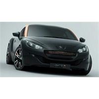 Peugeot Rcz R 2013'de Geliyor!