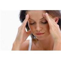 Strese Karşı Doğal Çözüm