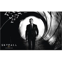 Skyfall- James Bond 0