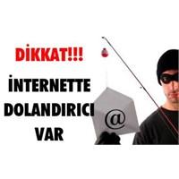 İnternetteki Para Tuzaklarına Dikkat!