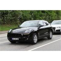 Porsche Macan İçin Son Testler!