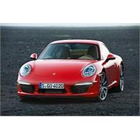 Yeni Porsche 911 Carrera