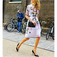 Londra Moda Haftası - Sokak Modası