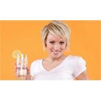 Karbonatlı Su İle Zayıflamak Mümkün Mü?