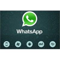 Whatsapp 400 Milyon Kullanıcıyı Aştı