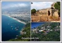 Akdenizin İncisi Turistik Belde - Alanya İlçesi |