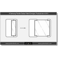 Samsung'dan Esneyebilen Ekran Teknolojisi