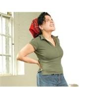 Bel ağrısını azaltmanın 5 yolu