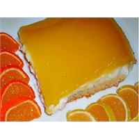 Portakallı Parfe Tarifi