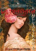Kamelyalı Kadın -la Traviata