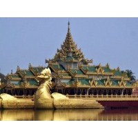 Gizemler Diyarı Myanmar (Burma)