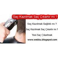 Saç Kazıtmanın Yararları Ve Zararları