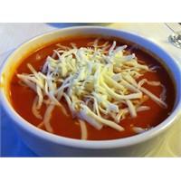 Bolu Koru Otel'de Domates Çorbası Ve Koru Kebabı