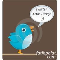 Twitter'inizi Türkçeleştirin