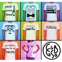 Hayatı '' Ti'' Ye Alan Şımarık T-shirt Tasarımları