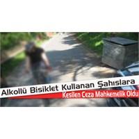 Alkollü Bisiklet Cezası