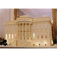 Beyaz Sarayın Yılbaşı Pastası Kurabiyeleri