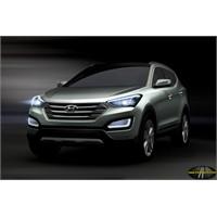 2013 Hyundai Santa Fe / İx45 Geliyor