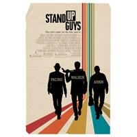 """Al Pacino'dan Bir Komedi """"Stand Up Guys"""" Fragmanı"""
