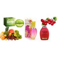 Meyveli Kozmetik Ürünlerine Bayılacaksınız
