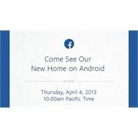 Facebook 4 Nisan'da Ne Tanıtacak?