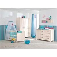 Birbirinden Güzel Renkli Bebek Odaları