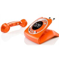 Kablosuz Nostaljik Telefon Türk Telekom'dan